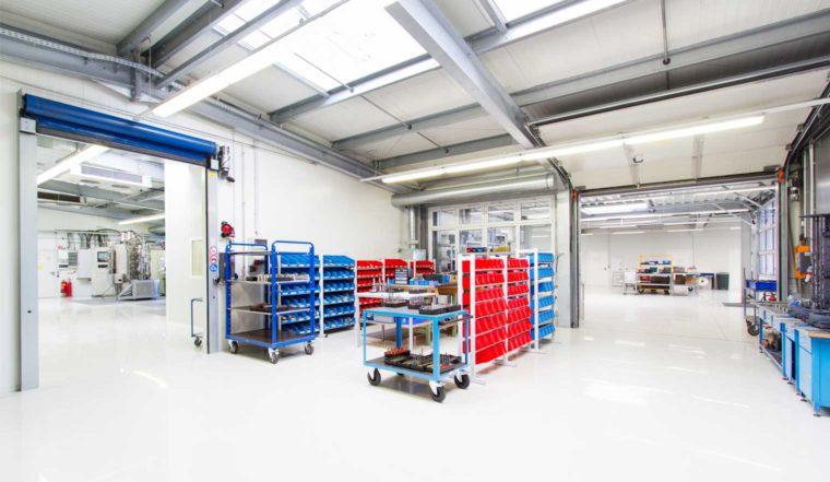 Photo: Production Eifeler Plasma Beschichtungs GmbH