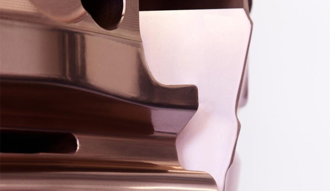 Foto: Eifeler Coating - PVD-Beschichtung mit DUPLEX-Verfahren