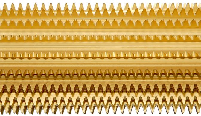Foto: Eifeler Beschichtungen - Veredelung mit der Hartstoffbeschichtung TiN