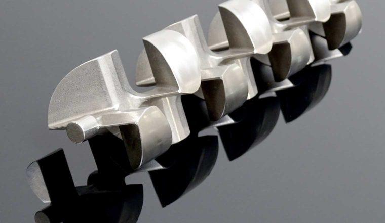 Foto: Bester Schutz für Bauteile mit Hightech PVD Beschichtung CrN/CrCN von Eifeler Austria